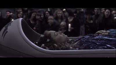 Padme's funeral