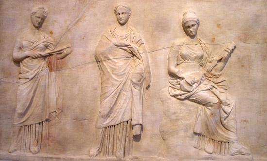 mitologia-musas