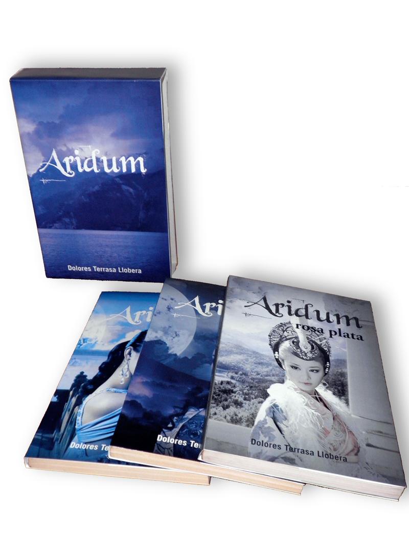 Saga Aridum y estuche