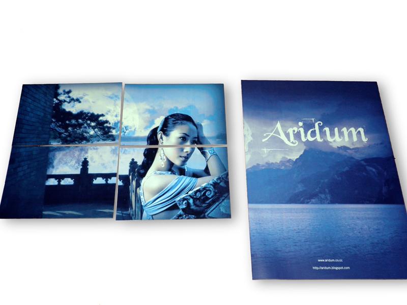 Publicidad: Postales y Poster