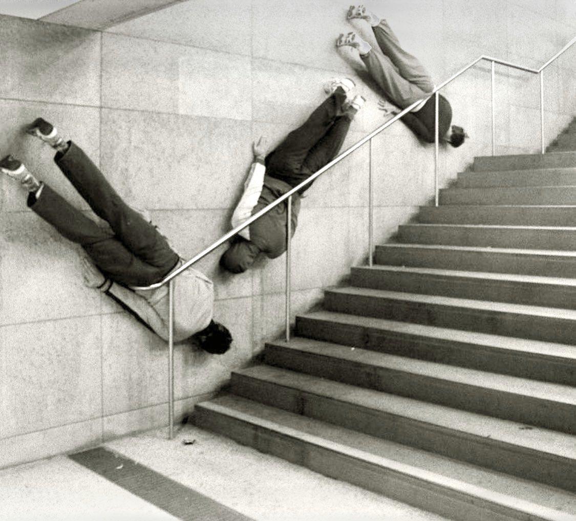 Escaleras-performance