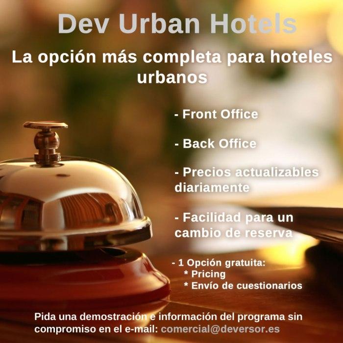 DevHotel - Urbanos