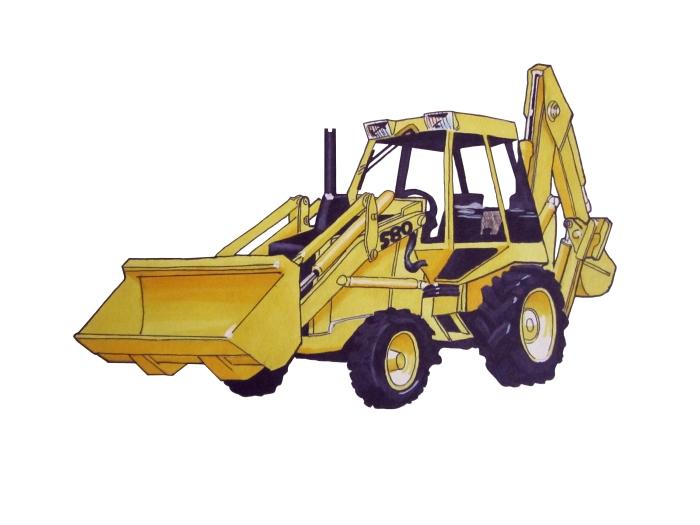 Excavadora 2