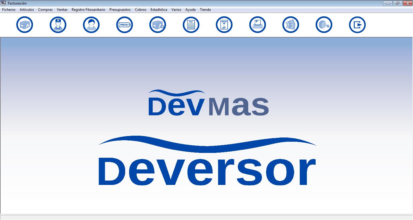 DevMAS (Facturación)