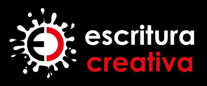 EC Logotipo en Negativo