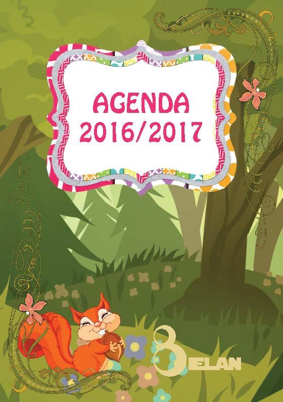 Agenda escoleta