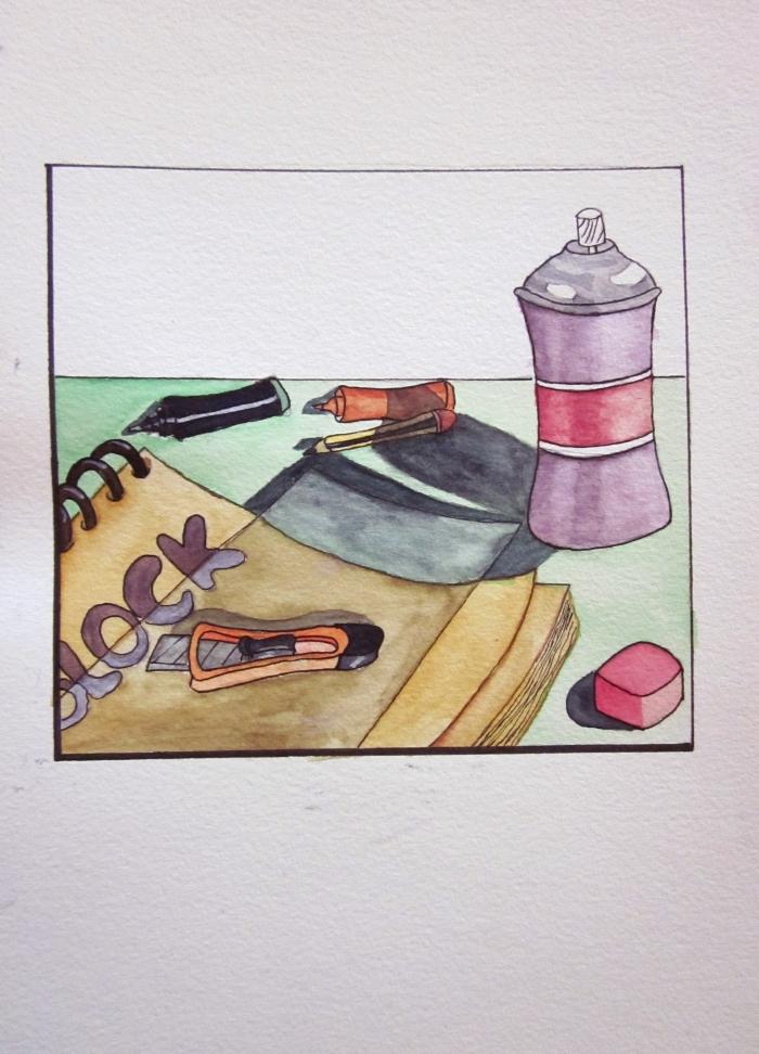 Materiales Dibujo