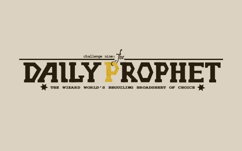 Monopoly Harry Potter - Tarjetas El Profeta