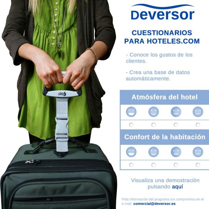 DevCUE - Cuestionarios hoteles