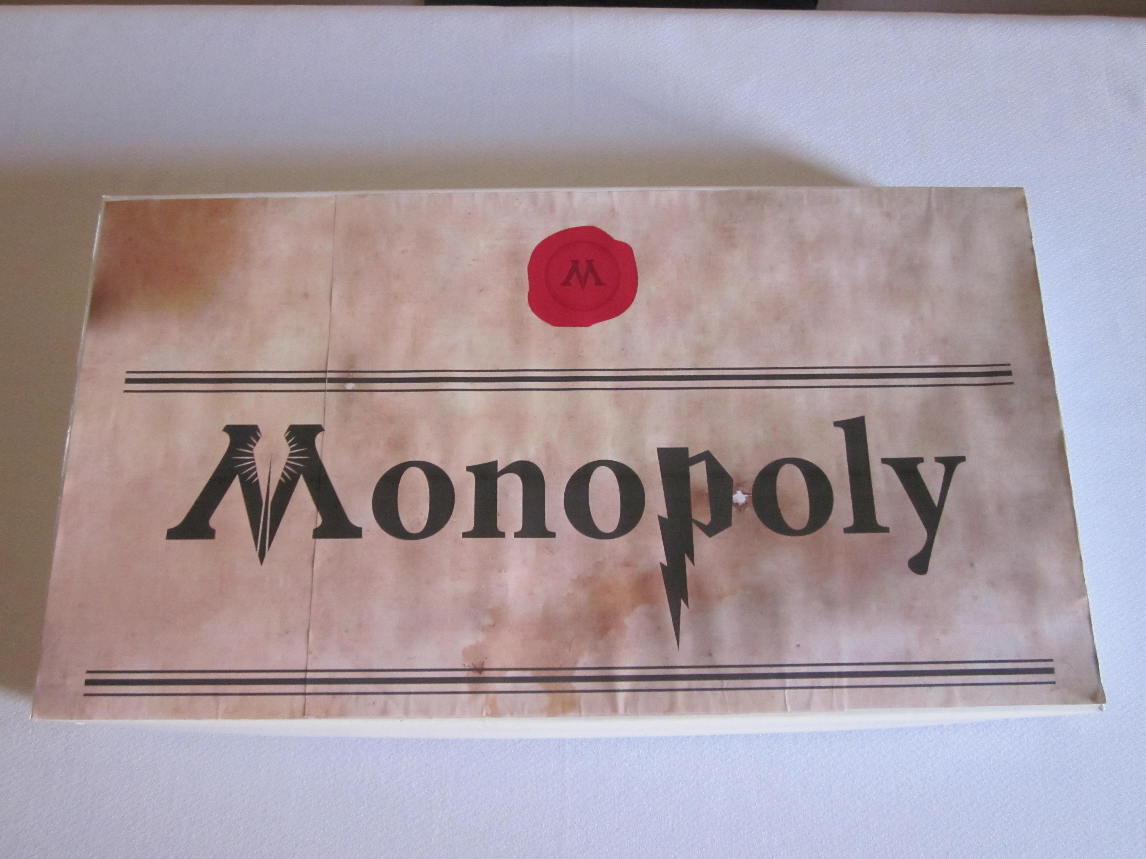 Caja Monopoly