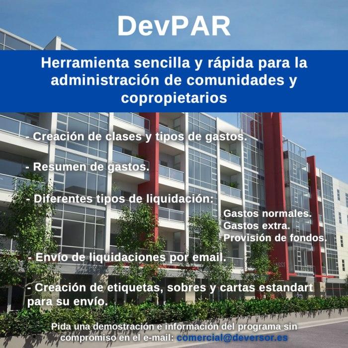DevPAR - Administración horizontal