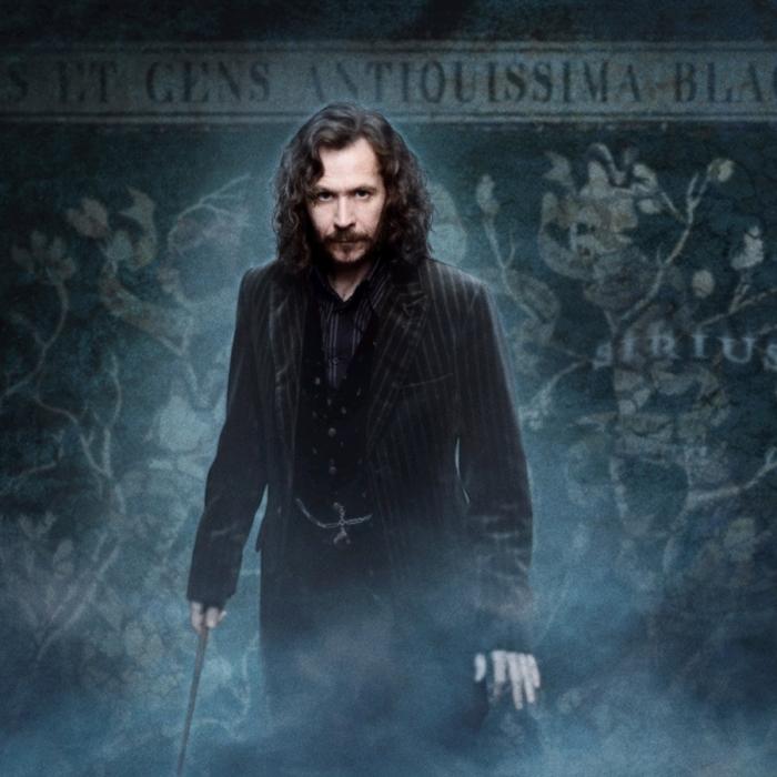 HP - Sirius Black