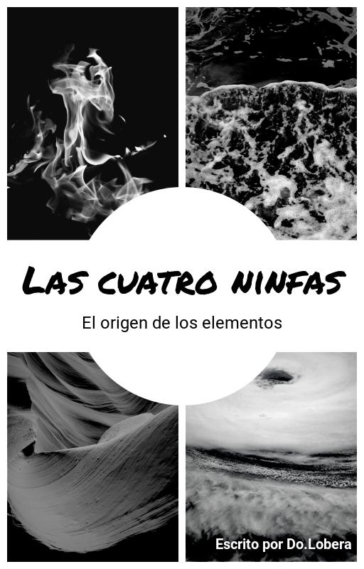 Las cuatro ninfas by Do.Lobera