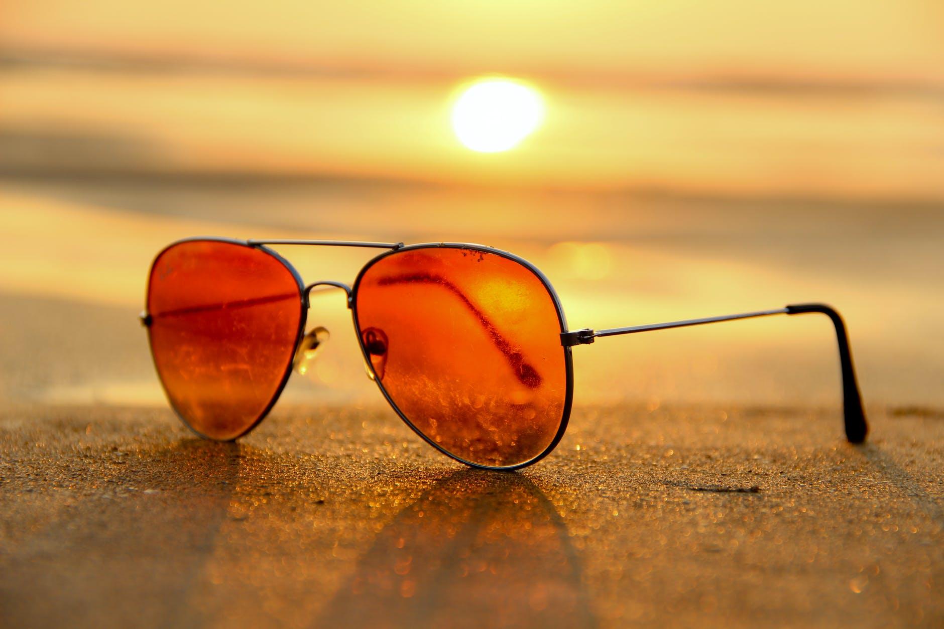 SunGlasses - Photo by Nitin Dhumal