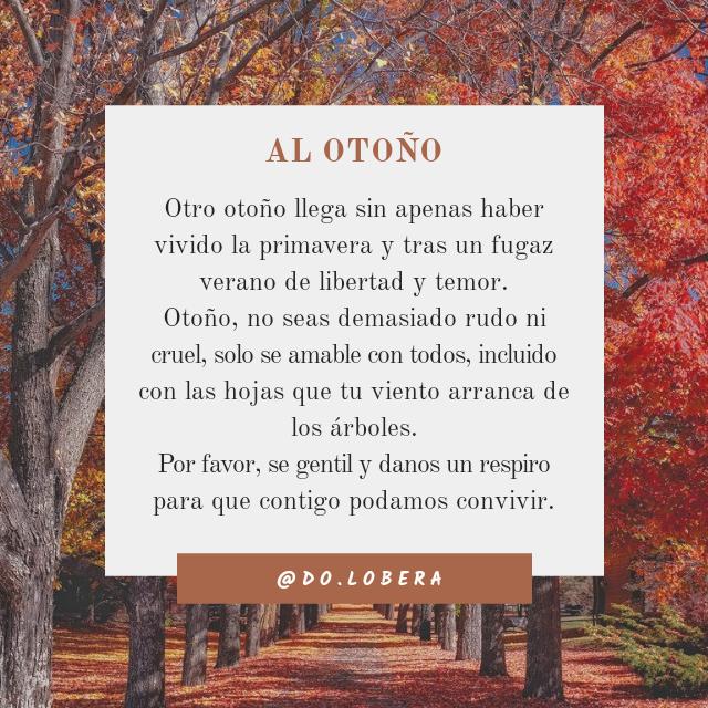 Al otoño - by Do.lobera