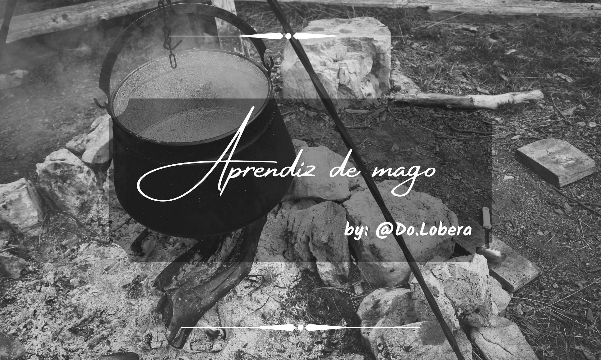 Aprendiz de mago - by Do.lobera
