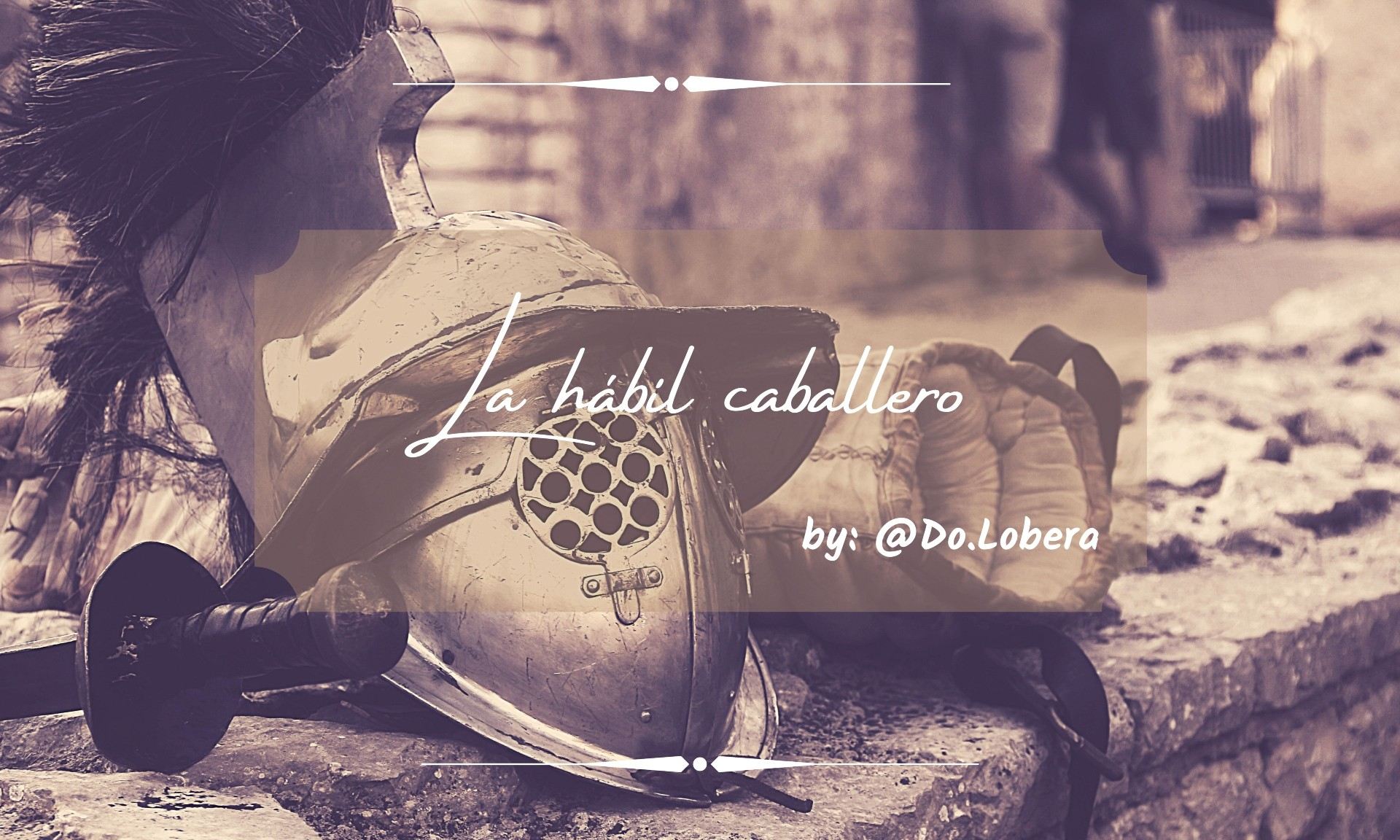 la hábil caballero - by Do.lobera