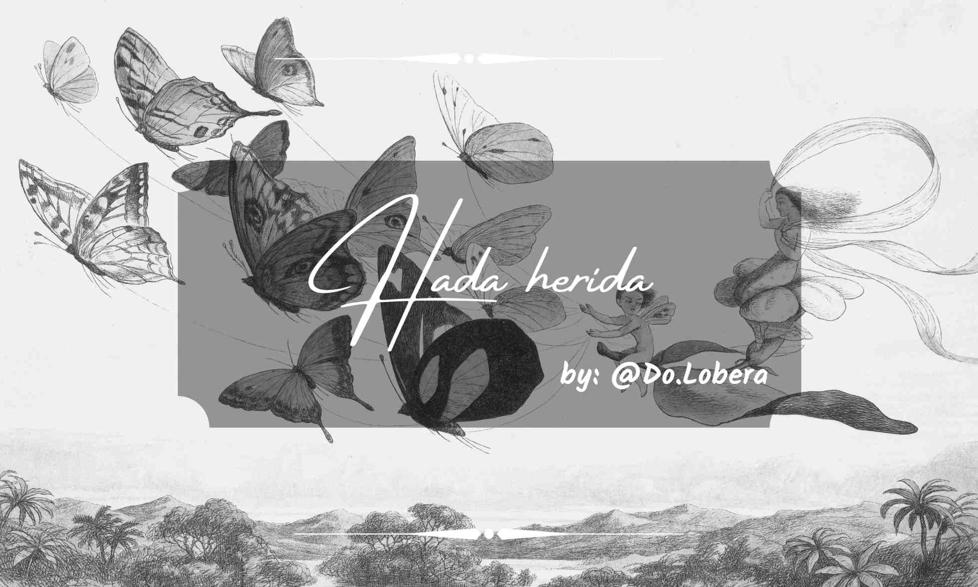 Hada herida - by Do.lobera